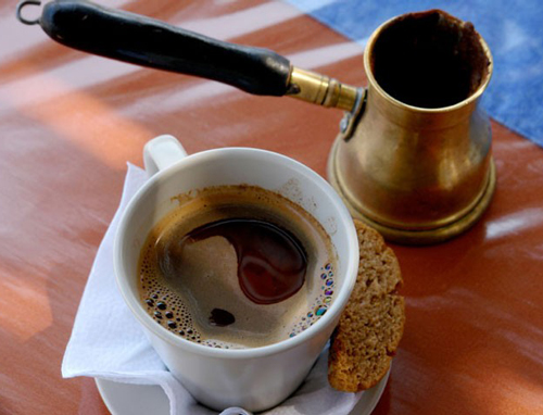 Greek-Coffee