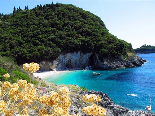 Rovinia-beach